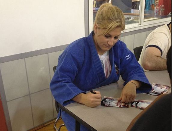 Kayla Harrison, Judo  IMAGES, GIF, ANIMATED GIF, WALLPAPER, STICKER FOR WHATSAPP & FACEBOOK