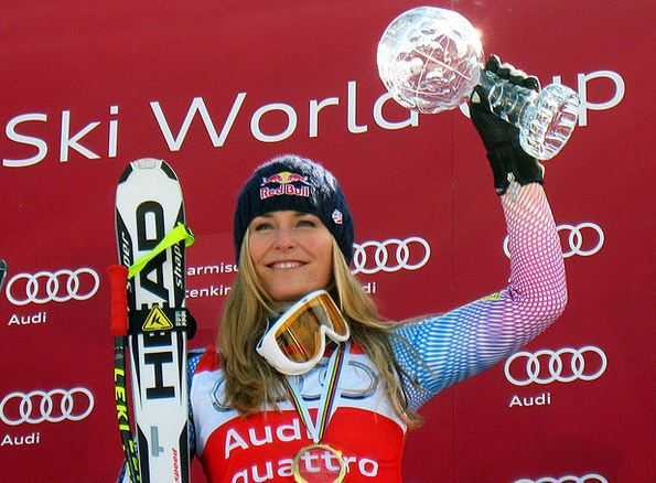 Lindsey Vonn, Skiing (Athletes)  IMAGES, GIF, ANIMATED GIF, WALLPAPER, STICKER FOR WHATSAPP & FACEBOOK