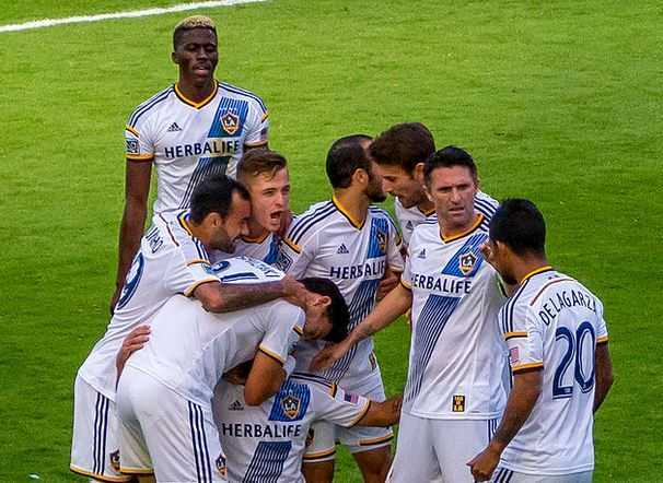 Top 10 Best MLS Soccer Teams in the world, LA galaxy