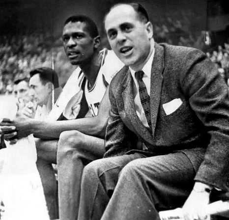 Top 10 Best NBA Coaches of All-time,red Auerbach