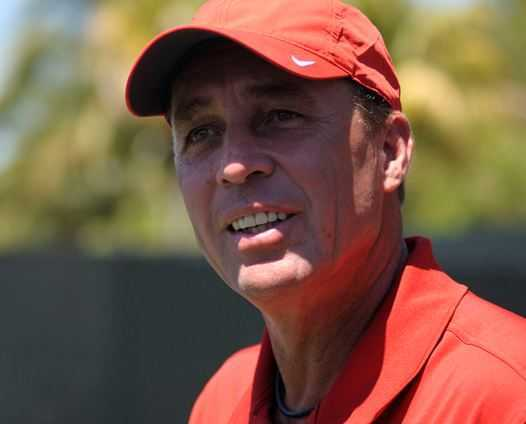 Ivan Lendl, famous tennis players