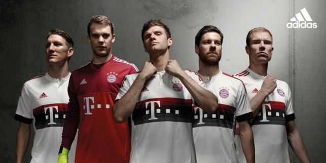 Recent Bayern stars, bayern legends