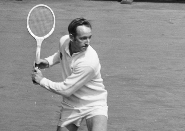 Rod Laver, best tennis players