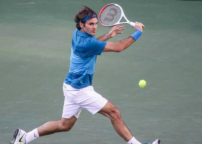 Roger Federer, greatest tennis players, best tennis player ever