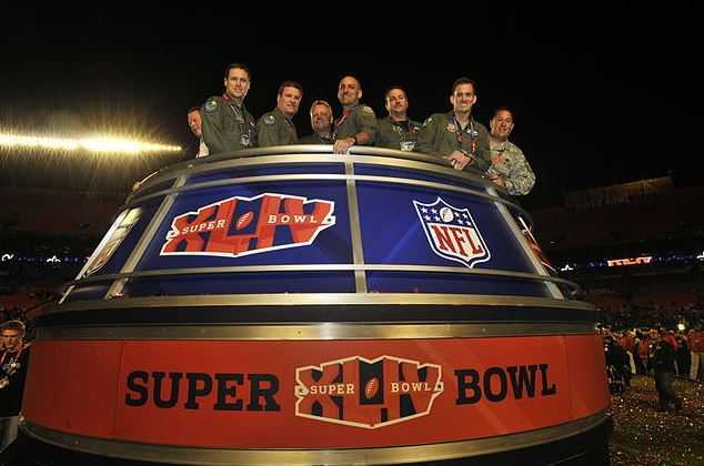 List of Past Super Bowl Winners by Year, Super Bowl XLIV, winners list, history of NFL super bowl