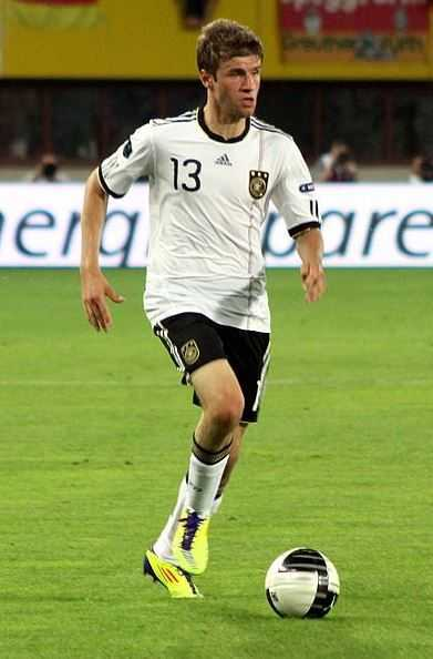 Thomas Muller, young footballers, new generation