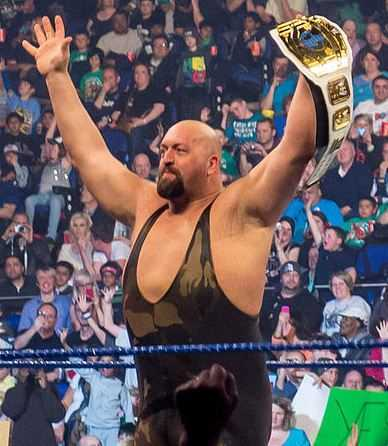 Big Show champion, wwe highest paid wrestlers, big show