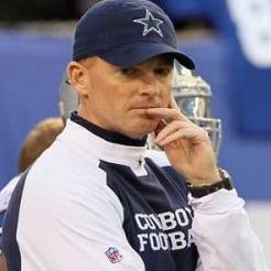 Jason Garrett, salary for NFL coaches