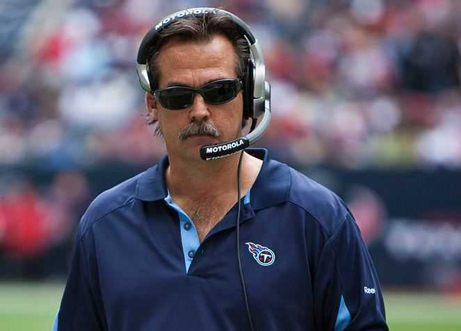 Jeff Fisher, best paid nfl coaches