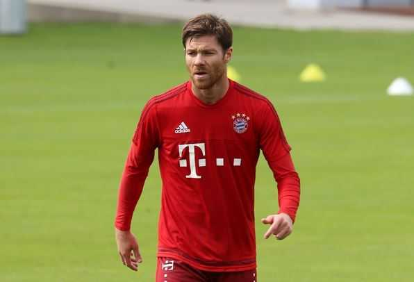 Top 10 Hottest Soccer Players in the World 2016, Xabi Alonso