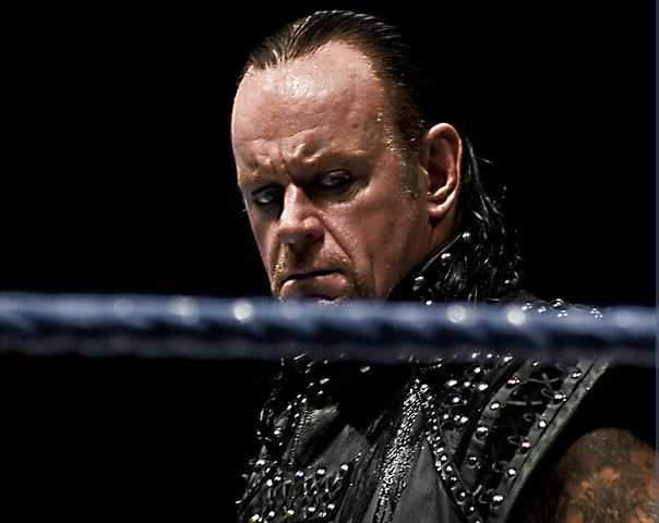 the undertaker, wwe highest paid wrestlers
