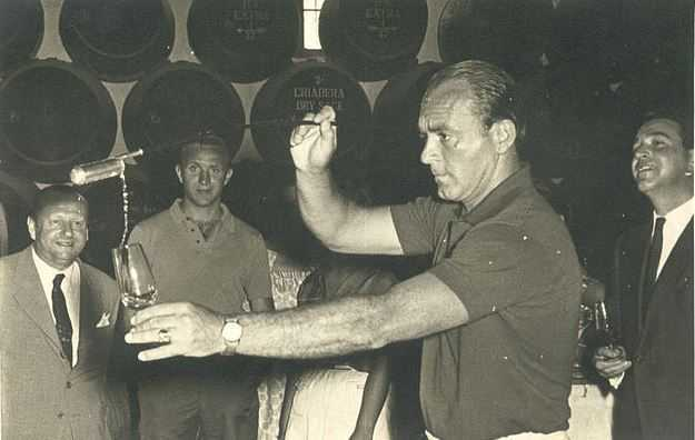 Alfredo Di Stéfano, Real Madrid players