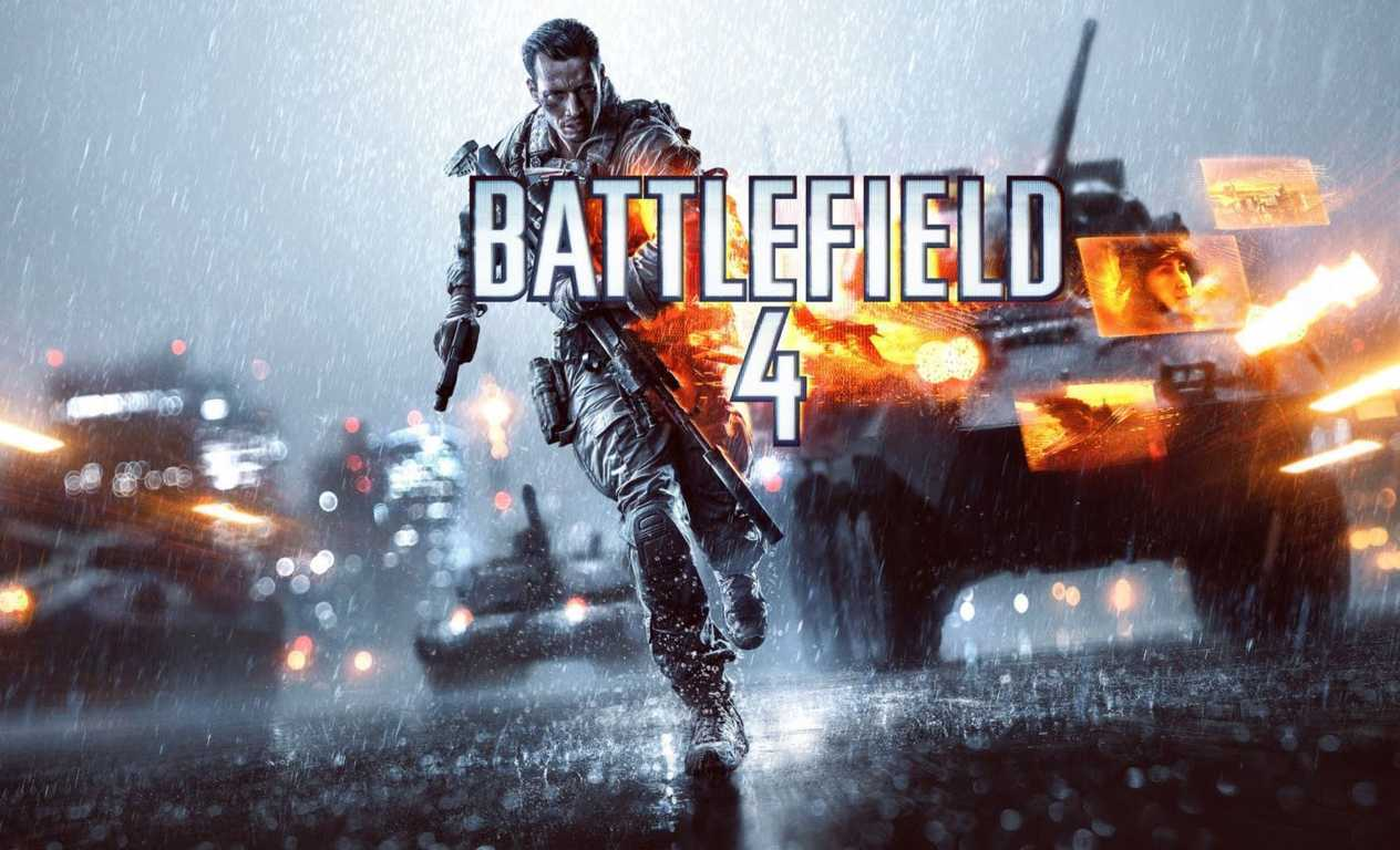Battlefield 4, most popular video games