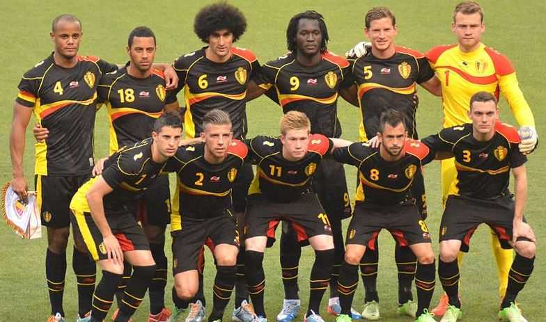 Belgium National team, best teams in Euro 2016