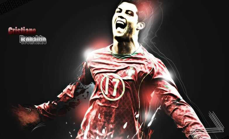 Cristiano Ronaldo, best soccer player