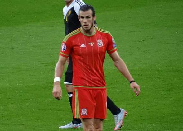 Gareth Bale, best player in Euro