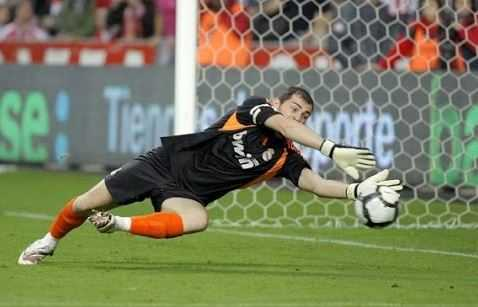 Iker Casillas, greatest players of Real Madrid