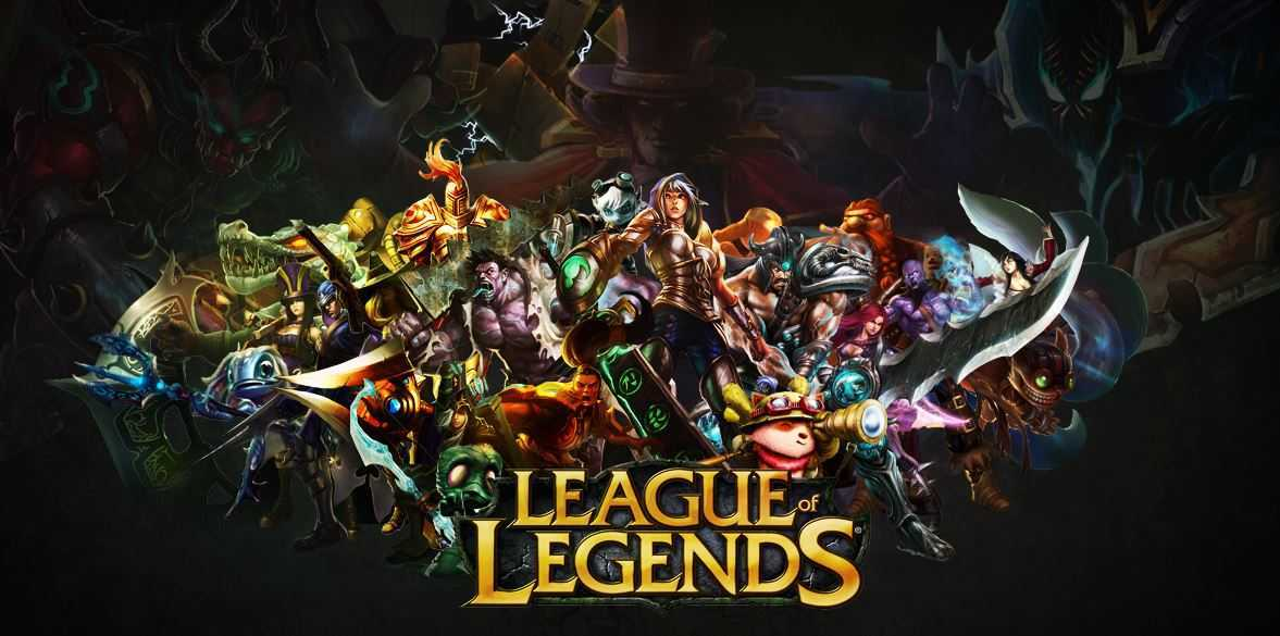 League of Legends, most popular online video games, best video games
