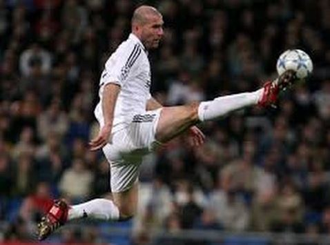 Zinedine Zidane, Real Madrid greatest footballers