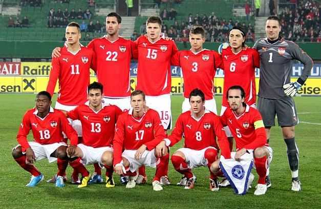 strongest teams to win Euro 2016, austrian team
