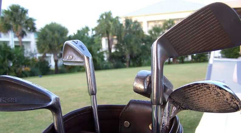 Adams Golf Tight Lies Spin Control golf club, most expensive golf clubs