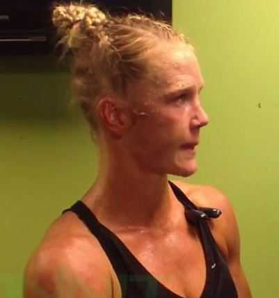 Holly Holm, female UFC