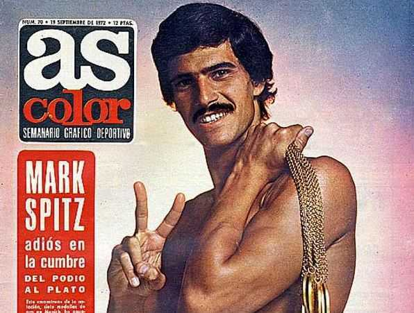 Mark Spitz, greatest swimmers