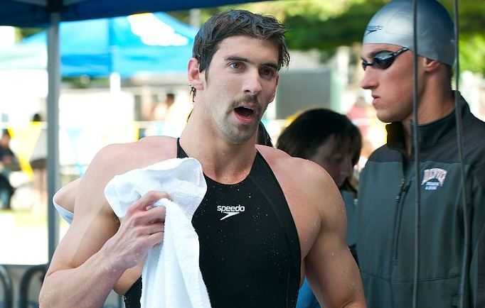 Michael Phelps, best olympic swimmers, top male swimmers