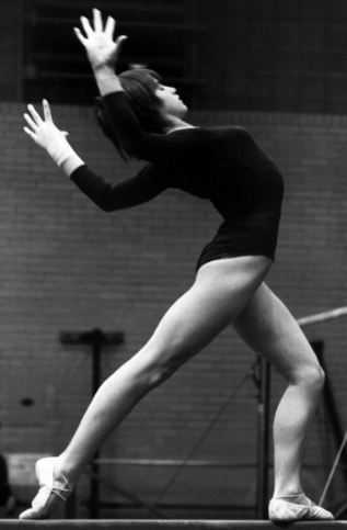 Nadia Comaneci, all-time greatest athletes in olympics, famous gymnasts