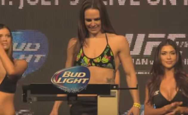 alexis davis, hottest UFC fighters