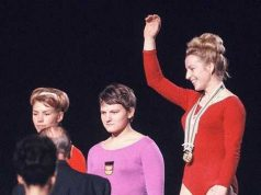 larisa latynina, greatest female athletes